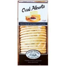 Αλμυρά Μπισκότα 150g για πατέ/τυρί