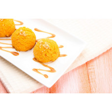 Παγωτό με Lemon Curd